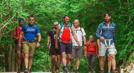 Πήλιο: Δέκα Βολιώτες περπάτησαν 190 χιλιόμετρα και ανέβηκαν 7.580 μέτρα – Δείτε εικόνες