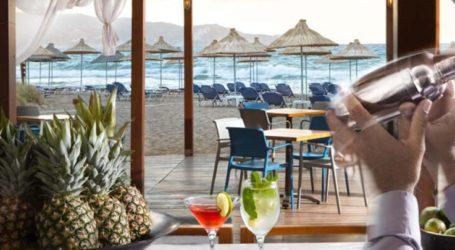 Επαναλειτουργούν beach bar στα παράλια της Αγιάς από την Παρασκευή – Μόνον με take away