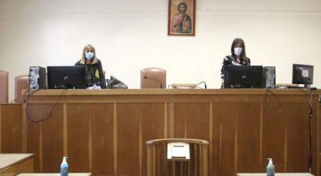 Μόνο με μάσκα από σήμερα στα Δικαστήρια της Λάρισας