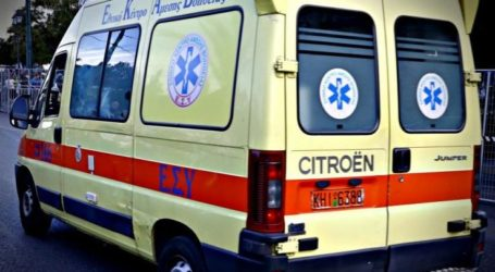 Φρικτό θανατηφόρο τροχαίο στη Λάρισα – Νεκρός οδηγός μηχανής