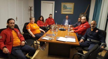 Συνάντηση ΕΠΟΜΕΑ Λάρισας με το Δήμο Τυρνάβου