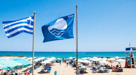 """Αυτές είναι οι παραλίες που απέκτησαν """"γαλάζια σημαία"""" φέτος στο νομό Λάρισας"""