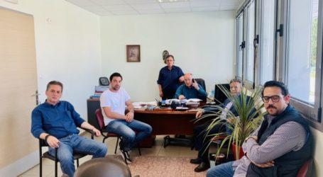 Σύσκεψη γεωτεχνικών για τις εκτεταμένες καταστροφές από τον παγετό στο νομό Λάρισας