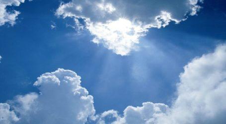 Βόλος: Νεφελώδης καιρός και 26 βαθμοί Κελσίου για σήμερα