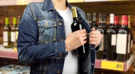 """Λάρισα: Στα """"δίχτυα"""" της αστυνομίας ο κλέφτης των σούπερ μάρκετ στη Λάρισα – Η αδυναμία του στα ποτά και τα… εντομοαπωθητικά"""