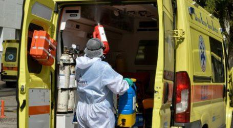 ΤΩΡΑ: Στο Νοσοκομείο Βόλου 62χρονη μετά από πτώση από σκάλες