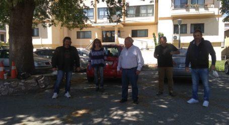 Κοινωνική προσφορά και αλληλεγγύη συλλόγων της επαρχίας στο Κέντρο Υγείας Ελασσόνας