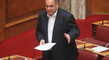 Ερώτηση Λαμπρούλη για την καταβολή αναδρομικών στους κληρονόμους, θανόντων στελεχών Ενόπλων Δυνάμεων και Σωμάτων Ασφαλείας