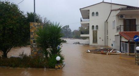 Σκιάθος: Προχωρά η διαδικασία αποζημίωσης για τις πλημμύρες του Σεπτεμβρίου 2018