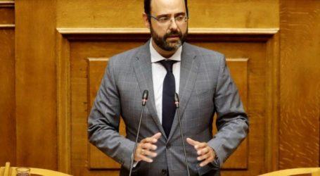 Ερώτηση Κων. Μαραβέγια για τα προβλήματα καταβολήςτου επιδόματος των 800 ευρώ σε ελεύθερους επαγγελματίες