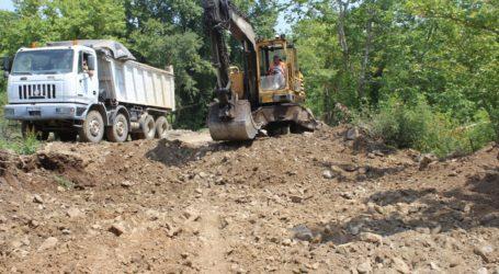 Καθαρίζει  12 ρέματα στη  Μαγνησία η Περιφέρεια Θεσσαλίας