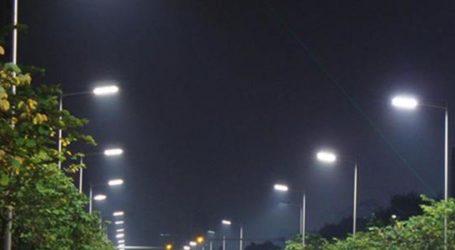 Συντηρεί το δίκτυο ηλεκτροφωτισμού της Μαγνησίας η Περιφέρεια Θεσσαλίας
