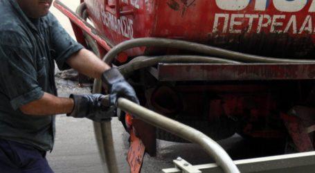 Σπεύδουν οι Βολιώτες να «φουλάρουν» τις δεξαμενές με πετρέλαιο θέρμανσης…