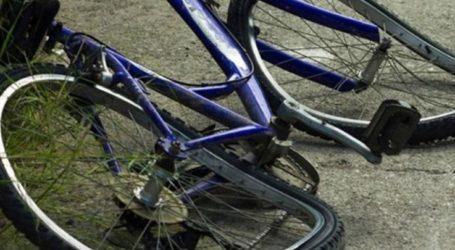 Παράσυρση ανήλικης με ποδήλατο από αυτοκίνητο στη Λάρισα – Μεταφέρθηκε στο νοσοκομείο