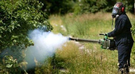 Μαγνησία: Νέο πρόγραμμα ψεκασμών κουνουποκτονίας