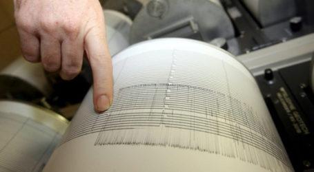 Ασθενής σεισμός στον Βόλο [χάρτης]