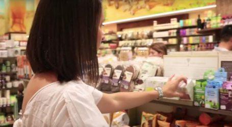 Βόλος: Έκλεψε τρόφιμα από σούπερ μάρκετ και συνελήφθη