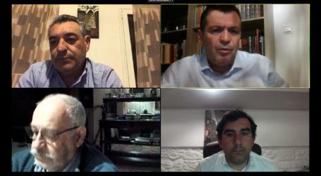 Τηλεδιασκέψεις με την Ένωση Ξενοδόχωνκαι τους δημάρχων των Β. Σπoράδων πραγματοποίησε ο Χρήστος Μπουκώρος