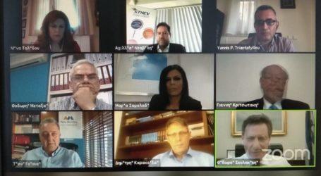 """Συμμετοχή του ΣΘΕΒ στο 1ο Business Future e-Forum με θέμα:""""Μετά τον κορωνοϊό τί;"""""""