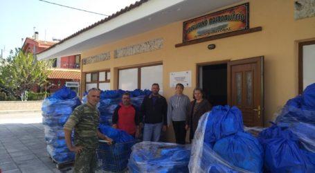 Δήμος Ελασσόνας: «Σε 383 οικογένειες η βοήθεια του ΤΕΒΑ»
