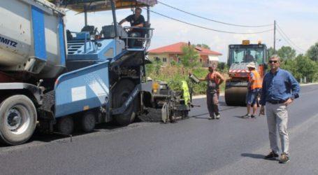 Έργα οδικής ασφάλειας ύψους 2,7 εκατ. ευρώ στο Δήμο Τεμπών από την Περιφέρεια Θεσσαλίας