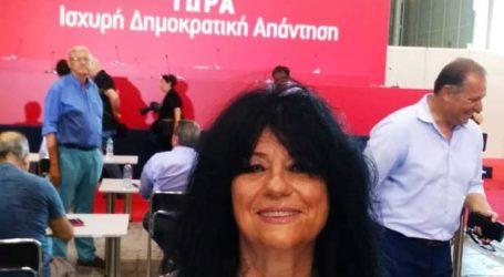 Στην Κεντρική Επιτροπή Ανασυγκρότησης του ΣΥ.ΡΙΖ.Α. – Προοδευτική Συμμαχία η Άννα Βαγενά