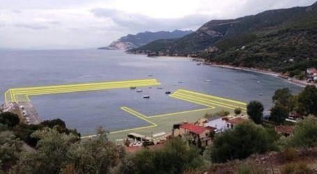 Χρηματοδότηση για το λιμάνι του Πλατανιά αναζητά η Περιφέρεια Θεσσαλίας