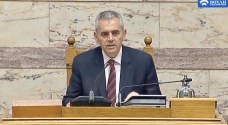 Χαρακόπουλος: Απαράδεκτη η απουσία ευρωπαϊκής αλληλεγγύης στο μεταναστευτικό