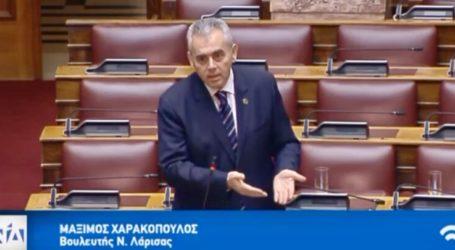 Χαρακόπουλος: Θετική η αυστηροποίηση ποινών για ελληνοποιήσεις, αλλά χρειάζεται ενίσχυση ελεγκτικού μηχανισμού