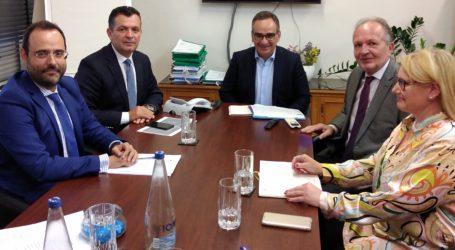 Συνάντηση βουλευτών Μαγνησίας με Υφυπουργό Υγείας – Τι συζήτησαν