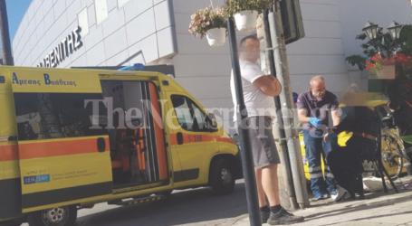 ΤΩΡΑ: Τροχαίο ατύχημα στον Βόλο – Μία γυναίκα στο Νοσοκομείο [εικόνες]