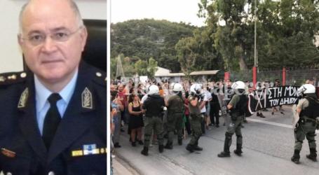 Επεισόδια στην ΑΓΕΤ: Τραυματίστηκαν 4 αστυνομικοί και ο Αστυνομικός Διευθυντής – 7 προσαγωγές