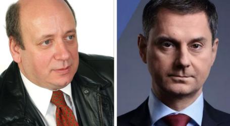 Ο Υπουργός Θεοχάρης τηλεφώνησε στον Κ. Λεβέντη που τον χαρακτήρισε «γελοίο»