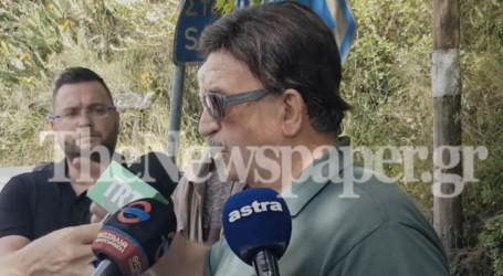 Πρόεδρος Σταγιατών: Να τα βρουν οι κάτοικοι με τη ΔΕΥΑΜΒ για το νερό