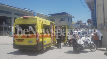 ΤΩΡΑ: Τροχαίο ατύχημα στον Βόλο – Ένας 37χρονος τραυματίας [εικόνες]