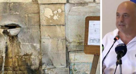Μετρήσεις της ΔΕΥΑΜΒ έδωσε στη δημοσιότητα ο Μπέος: Ακατάλληλο το νερό στις Σταγιάτες
