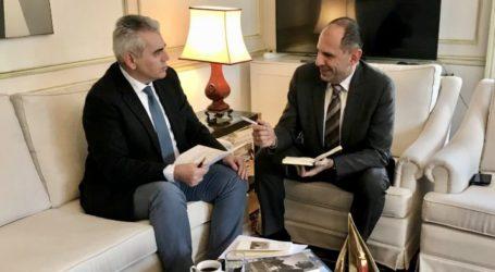 Χαρακόπουλος προς Γεραπετρίτη και συναρμόδιους υπουργούς: «Τι γίνεται με Αχελώο και υδατικά Θεσσαλίας»;