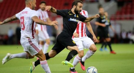 Τρέχει με… 100 ο Φετφατζίδης – Ποδόσφαιρο – Super League 1 – Άρης – Ολυμπιακός