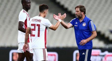 Εντολή Μαρτίνς να μην υπάρξουν πανηγυρισμοί – Ποδόσφαιρο – Super League 1 – Ολυμπιακός