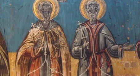 Πήλιο: Οι δύο μαύροι Άγιοι που εικονίζονται σε εκκλησία [εικόνα]
