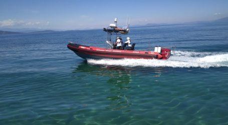 Επιχειρησιακή άσκηση στον Παγασητικό από την Ελληνική Ομάδα Διάσωσης