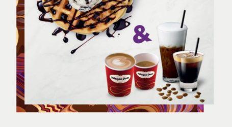 Βάφλα και καφές δώρο από το Häagen Dazs Café Βόλου!