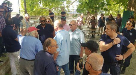 Ένωση Συντακτών: Κάτοικοι των Σταγιατών επιτέθηκαν σε δημοσιογράφους