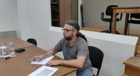 Ιδρυτική Γ.Σ. για τη δημιουργία παραρτήματος του Πανελλήνιου Μουσικού Συλλόγου στη Λάρισα (φωτο)