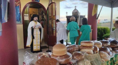 Δείτε φωτογραφίες: Πανηγυρικός Εσπερινός στο Ιερό Μητρ. Παρεκκλήσιο του Αγίου Λουκά στο ΠΓΝΛ
