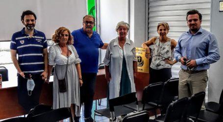 Με τον Σύλλογο Καρκινοπαθών συναντήθηκαν οι φαρμακοποιοί της Μαγνησίας