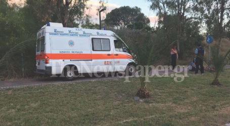 Βόλος: Μεθυσμένη 40χρονη έπεσε στον ποδηλατόδρομο και κατέληξε στο Νοσοκομείο [εικόνες]