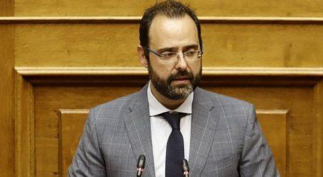 «Πυρά» Μαραβέγια κατά ΣΥΡΙΖΑ στην Ολομέλεια της Βουλής για την Παιδεία