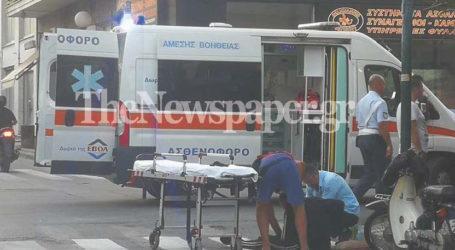 ΤΩΡΑ: Σοβαρό τροχαίο ατύχημα στη Ν. Ιωνία Βόλου [εικόνες και βίντεο]