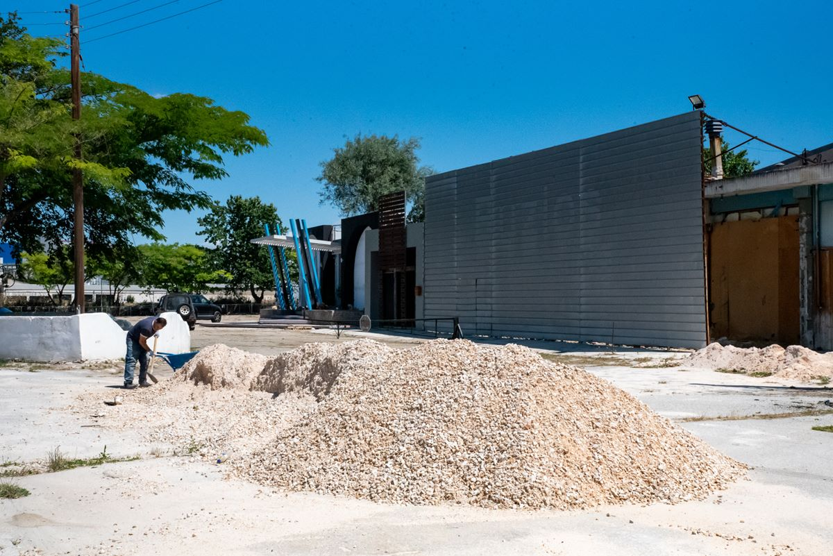 Έτσι θα είναι το νέο καλοκαιρινό νυχτερινό κέντρο που ανοίγει στη Λάρισα - Δείτε φωτογραφίες